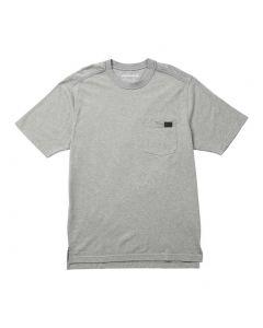 Wolverine Men's Guardian Pocket T-Shirt Light Grey Heather