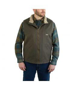 Wolverine Men's Upland Vest Bison
