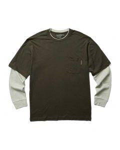 Wolverine Miter II T-Shirt Black Olive