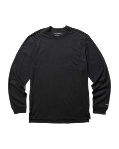 Wolverine Men's Guardian LS Pocket T-Shirt Black