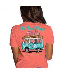 Simply Southern Women's Days T-Shirt Sockeye