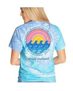 Simply Southern Women's Soul T-Shirt Tide