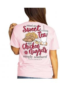 Simply Southern Women's Nugget T-Shirt Lulu