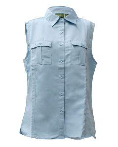 Stillwater Supply Co. Ladies Outdoor Shirt Blue