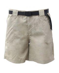 Stillwater Supply Co. Ladies Belted Shorts Khaki