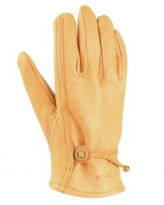 Carhartt Leather Driver Glove Brown