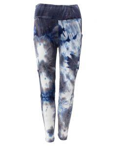 Boom Boom Jeans Pocket Leggings Indigo