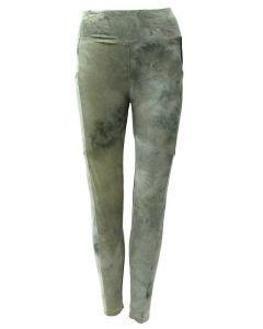 Boom Boom Jeans Pocket Leggings Olive