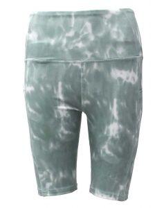 Boom Boom Jeans Active Biker Shorts Sage