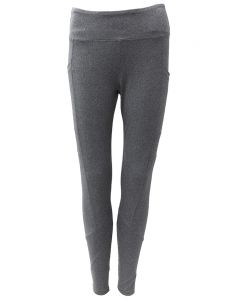 FitKicks Lifestyle Leggings Grey