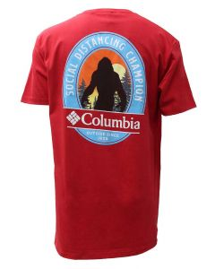 Columbia Sportswear Dunningan T-Shirt Red
