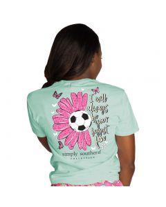 Simply Southern Soccer Mom T-Shirt Celedon
