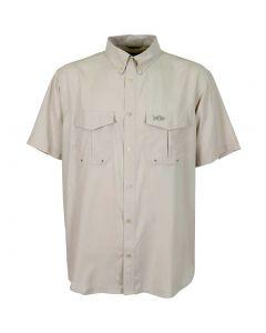 Aftco Rangle Vented Shirt Sand