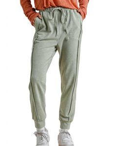 Umgee USA Mineral Wash Terry Jogger Army