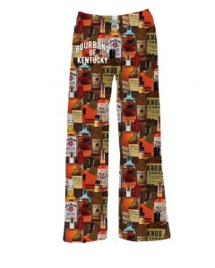 Brief Insanity Lounge Pants Bourbons