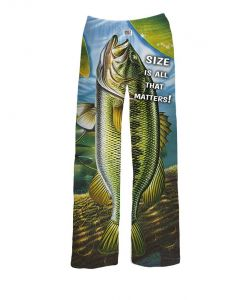 Brief Insanity Lounge Pants Size Fish