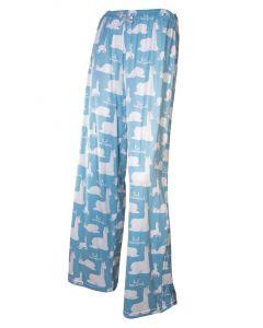 Amanda Blu Lounge Pant Llama