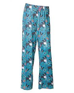 Amanda Blu Lounge Pant Floral Pup
