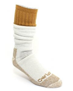 Carhartt Boot Sock Brown Socks