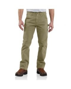 Carhartt Men's Washed Twill Dungaree Dark Khaki