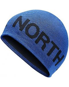 The North Face Reversible TNF Banner Beanie Turkish Sea Navy