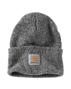 Carhartt Acrylic Watch Hat Black White