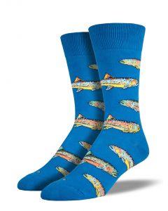Socksmith Men's Trout Ocean