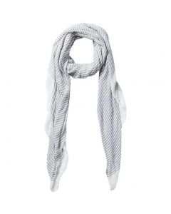 Tickle Pink Insect Shield Scarf Grey Stripe