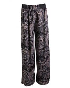 Queens Designs Palazzo Pants Paisley