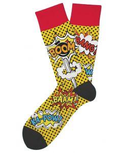 Two Left Feet Women's Comicon Sock Comicon
