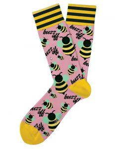 Two Left Feet Women's Buzz Off Sock Buzzoff