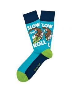 Two Left Feet Women's Slow Your Roll Sock Roll