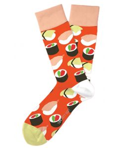 Two Left Feet Men's Sushi Sock Sushi