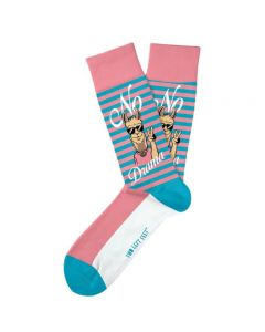 Two Left Feet Women's No Drama Llama Sock Llama