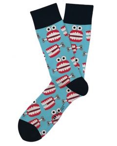 Two Left Feet Men's Chatterbox Sock Chatter