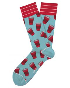 Two Left Feet Men's Party Hardy Sock Party