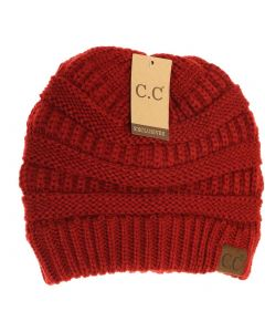 C.C. Exclusives Classic Hat Red