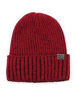 Britt's Knits Men's Hat Red