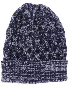 Britt's Knits Men's Hat Navy