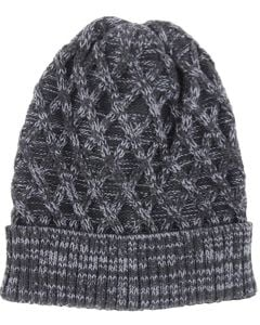 Britt's Knits Men's Hat Grey