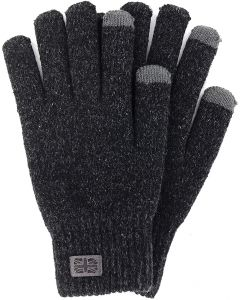 Britt's Knits Men's Gloves Black