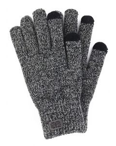 Britt's Knits Men's Gloves Grey