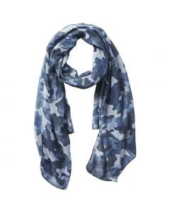 Tickle Pink Insect Shield Scarf Black Camo