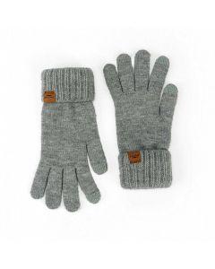 Britt's Knits Mainstay Gloves Grey