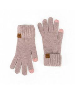 Britt's Knits Mainstay Gloves Lilac