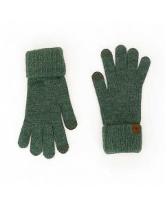 Britt's Knits Mainstay Gloves Green