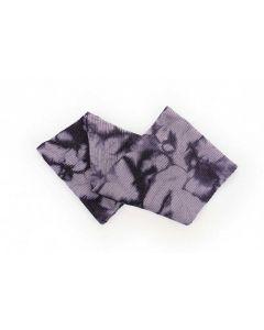 Britt's Knits Mantra Infinity Scarf Purple