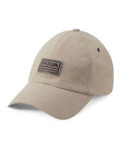 Under Armour Performance Lifestyle Dad Cap City Khaki Mink Gray