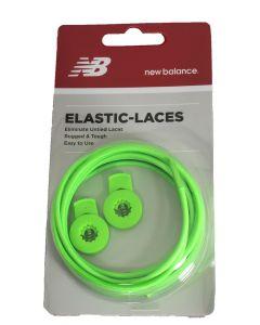 New Balance Men's Elastic Laces Neon Green