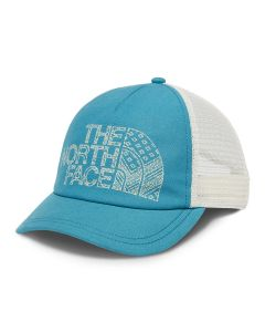 The North Face Women's Low Pro Trucker Hat Bristol Blue